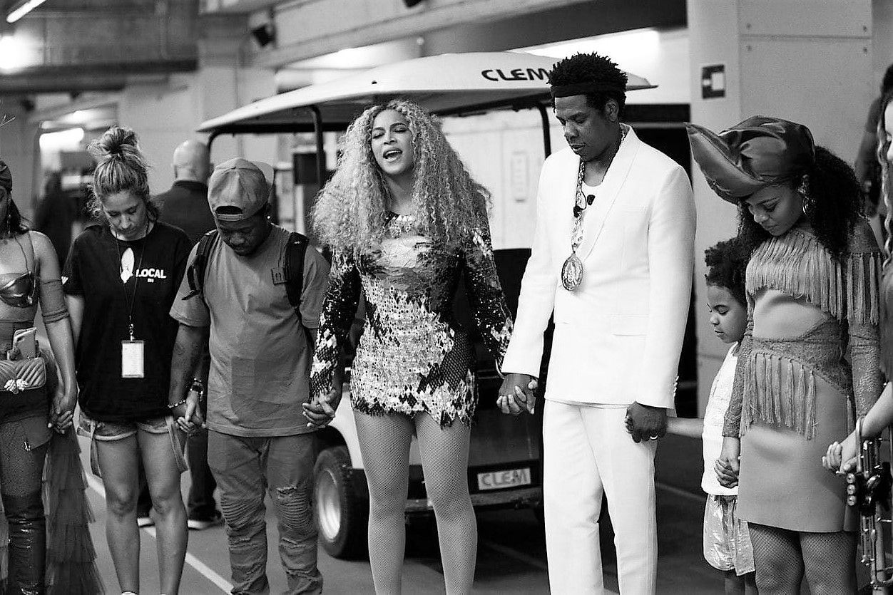 Beyoncé, Jay-Z and CLEM
